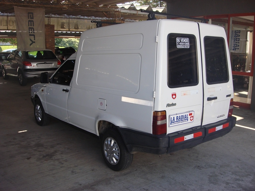 Fiat Fiorino 1 7 Diesel A U00f1o 1999