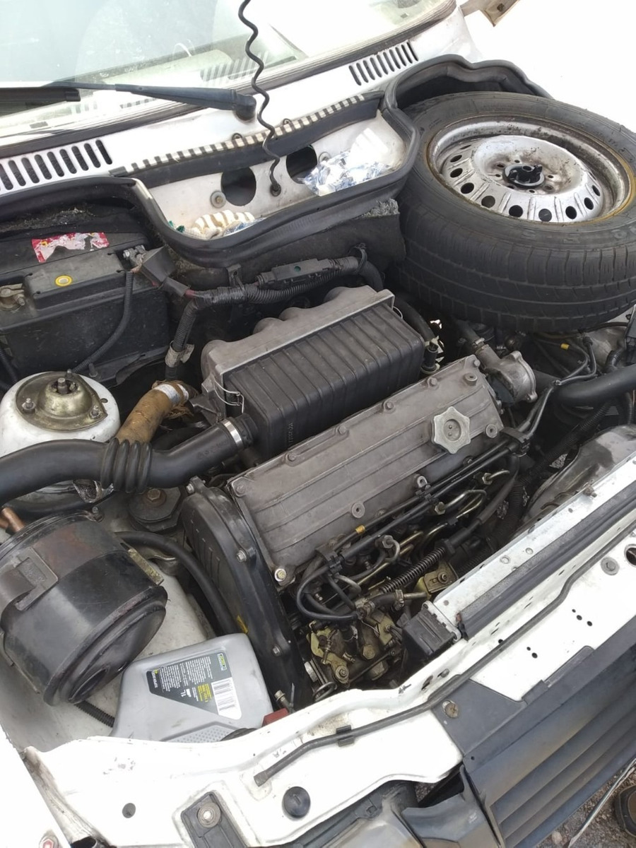 Fiat Fiorino Furgon Diesel 1 7