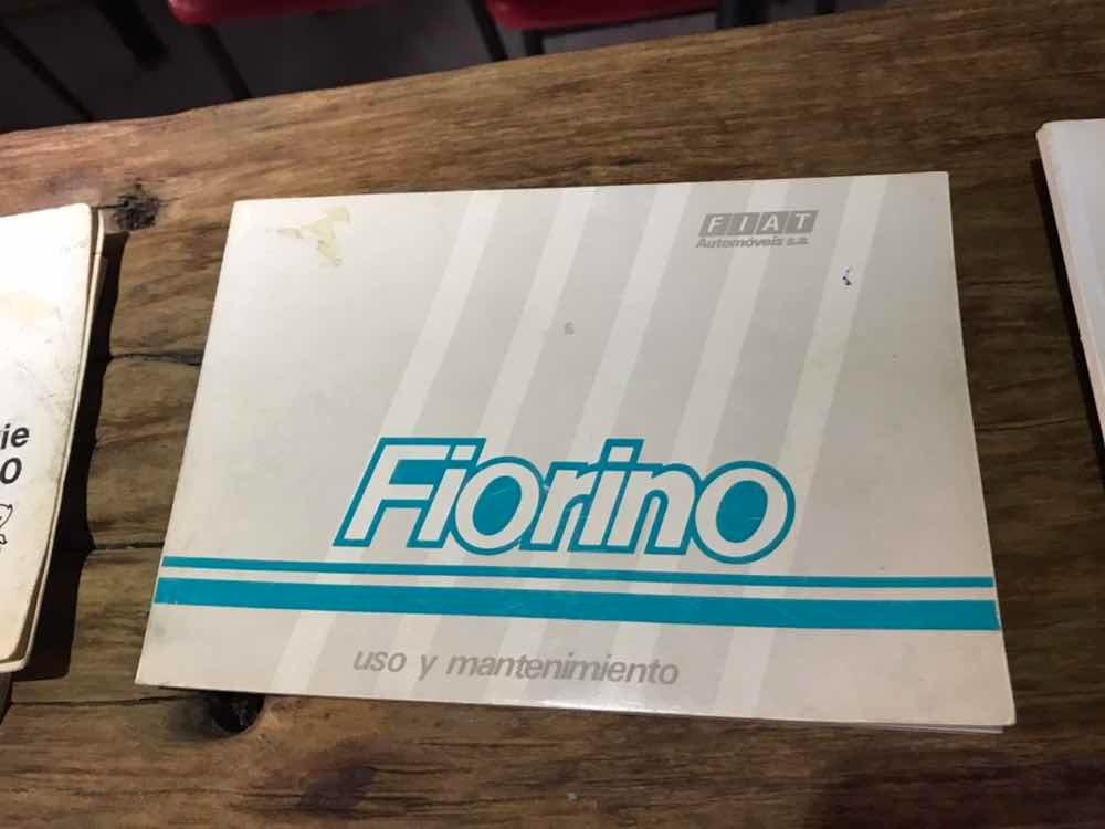 Fiat Fiorino  Manual De Usuario