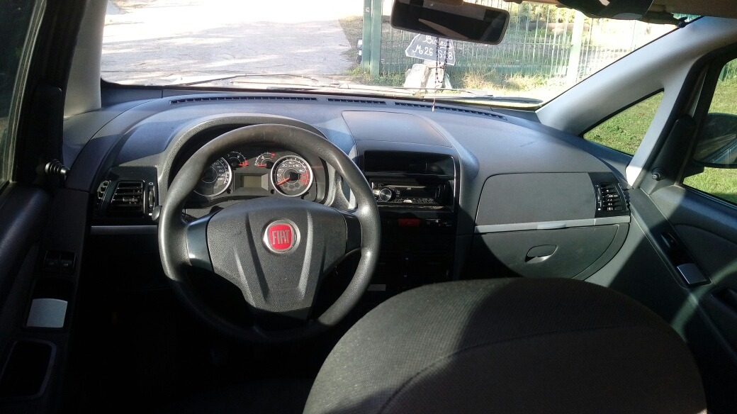 Fiat idea 1 4 attractive 82cv 2011 u s en mercado for Fiat idea attractive 1 4 ficha tecnica