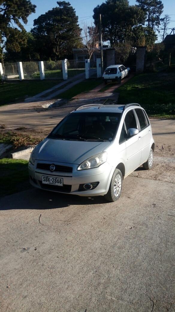 Fiat Idea 14 Attractive 82cv 2011 Us 8000 En Mercado Libre