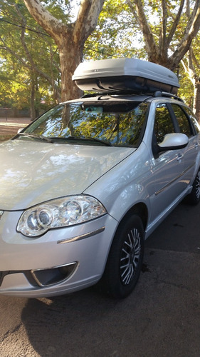fiat palio 1.4 weekend attractive 87cv - año 2013