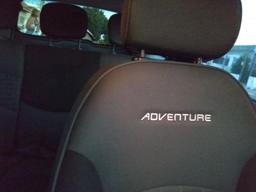fiat palio adventure weekend extraful 1.6, automática-manual