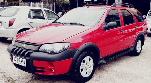 fiat palio weekend 100% finanicada