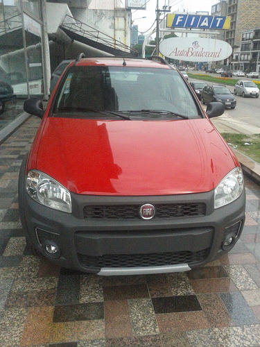 fiat strada 1.4 working cd