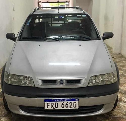 fiat strada 1.7 lx cab.ext. 2004