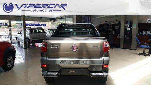 fiat strada adventure locker 2018