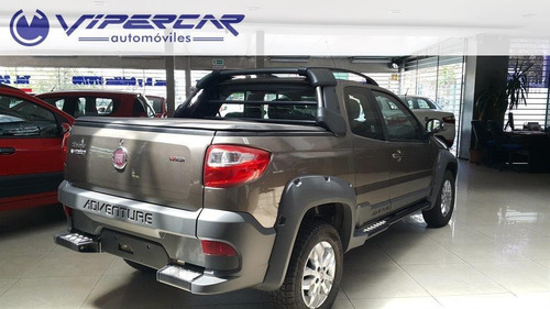 fiat strada adventure locker  2019 0km
