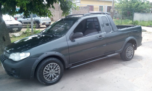 fiat strada adventure pick up camioneta cabina extendida