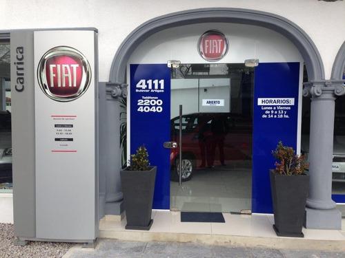 fiat strada working d.cabina 3 puerta