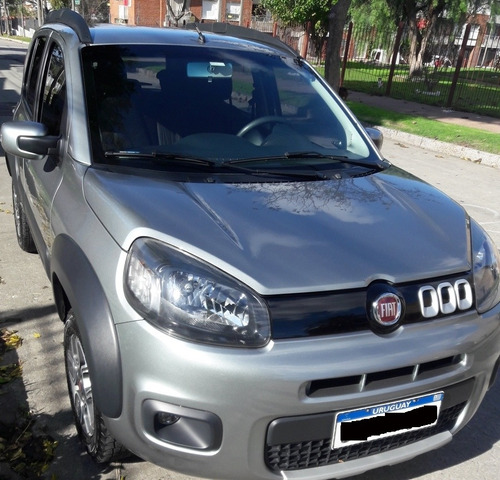 fiat uno 1.4 way l estado unico