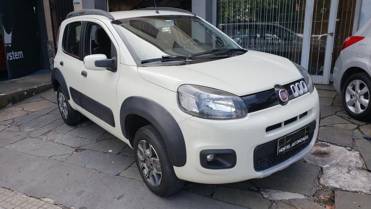 Fiat uno way 2016