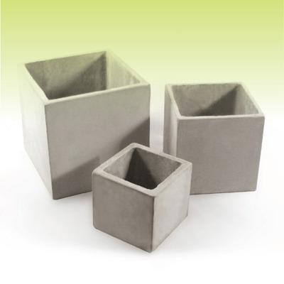fibrocemento cemento macetas