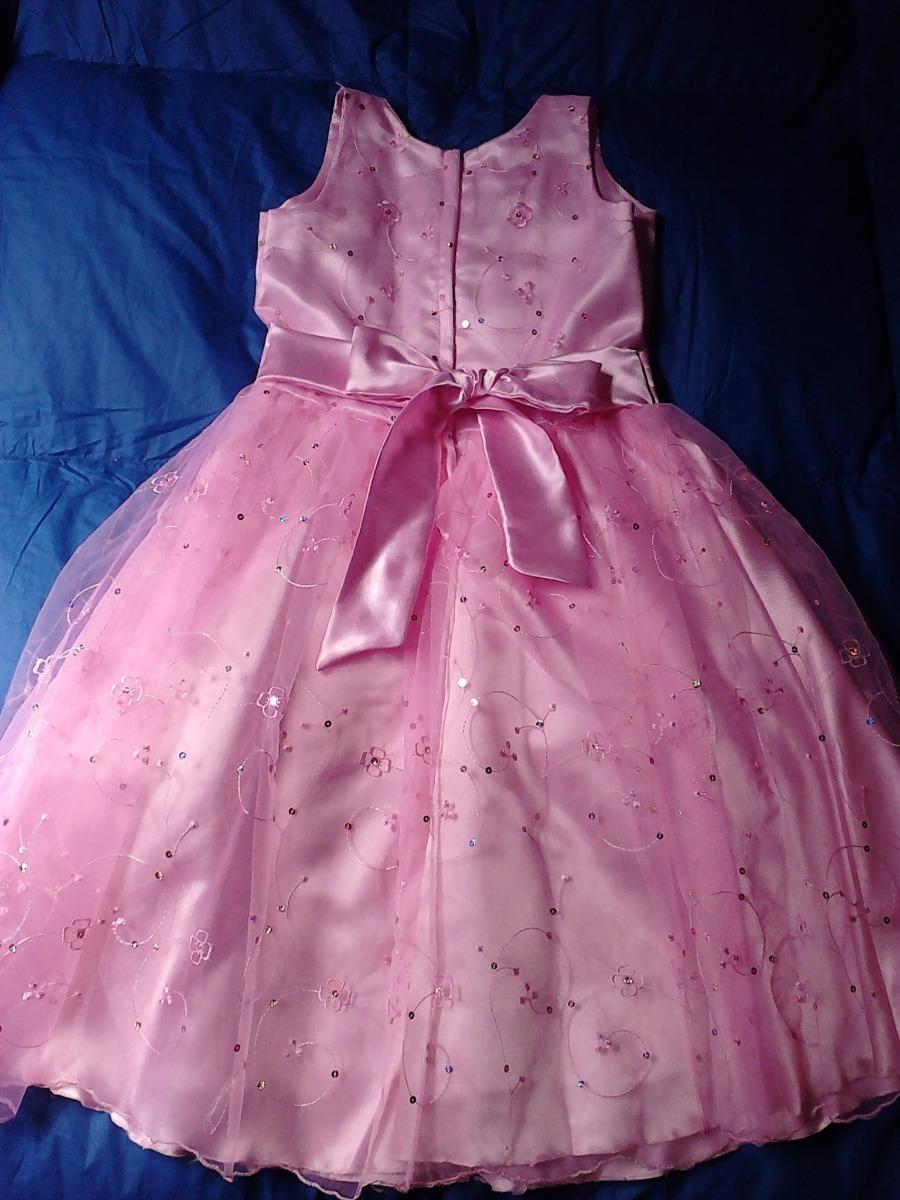 Vestido De Fiesta Soñado Para Niña