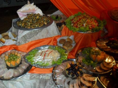 fiestas, eventos, servicio catering,