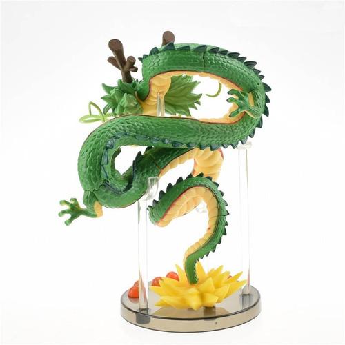 figura de shen long de la serie dragon ball 16cm de altura