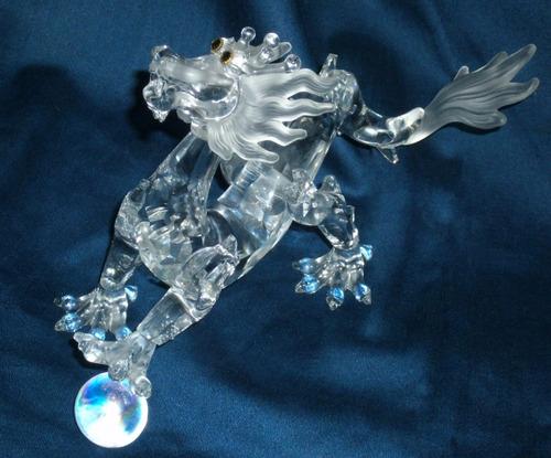 figura en cristal swarovski