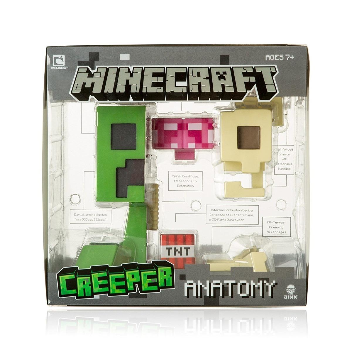 Fantástico Minecraft Anatomía Enredadera Festooning - Imágenes de ...