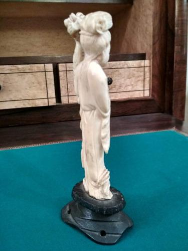 figura, talla, escultura, coleccionable, decoración,vintage
