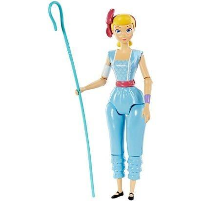 figura toy story 4 bo peep articulada, giro didáctico, envío