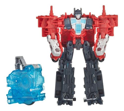figura transformers 7 pasos hasbro optimus prime