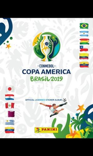 figuritas copa américa 2019