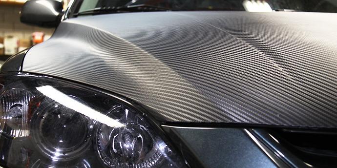 Resultado de imagen de vinilo de carbono 3D