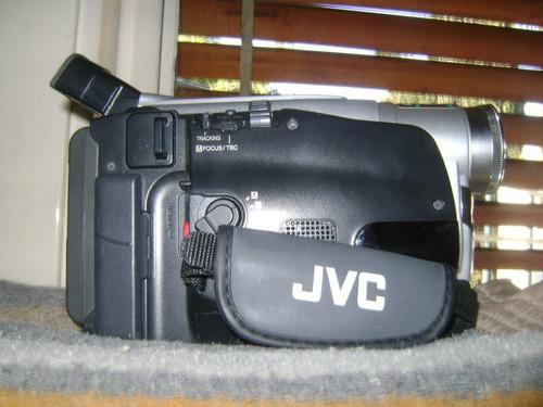 filmadora digital jvc