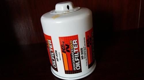 filtro de aceite k&n hp-2008 tsuru fairlady nissan pick-up