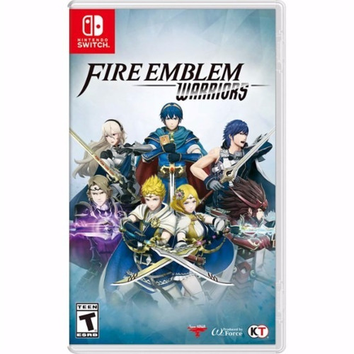 fire emblem warriors - nintendo switch - físico