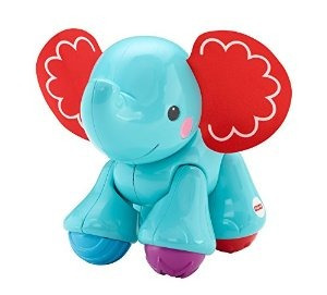 fisher-price elefante clicker pal