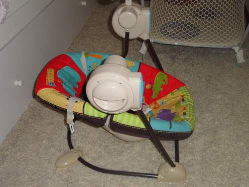 fisher price silla mecedora