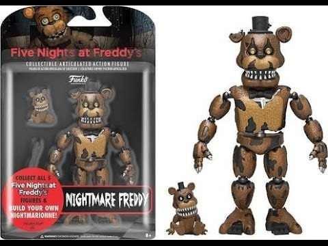 five night at freddys fnaf -figuras articuladas jyc