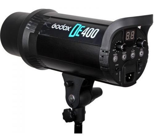 flash de estudio godox de400