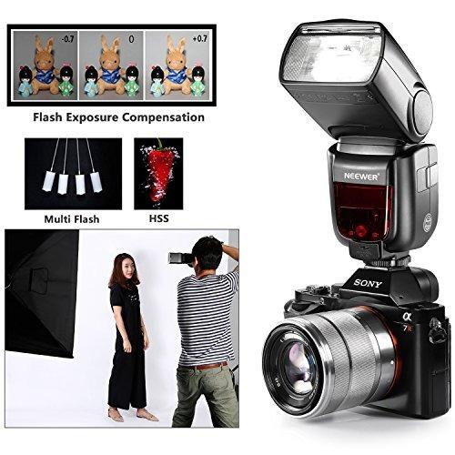 flash para cámaras