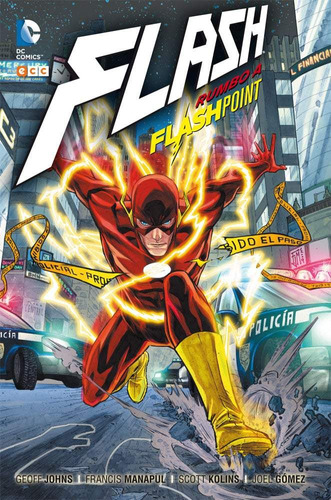 flash : rumbo a flashpoint : comic