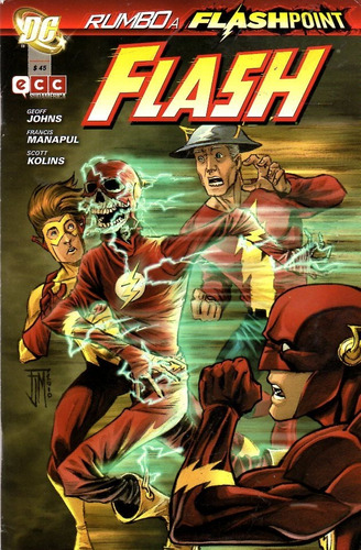 flash / rumbo a flshpoint / dc