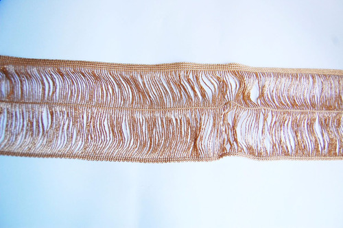 fleco seda simple 10 cm  merceria polycentro