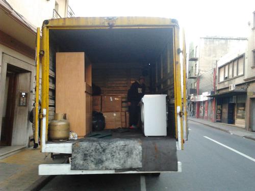 fletes,mudanza,transporte