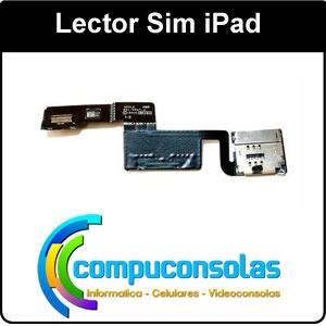 flex lector tarjeta chip tarjeta sim ipad 1 chipera