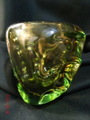 florero cristal de murano