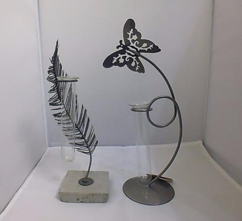 floreros- adornos- porta flor.subasta