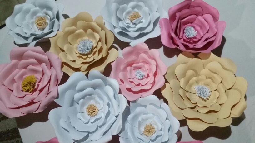 c935e78512d flores en goma eva para cumpleaños casamientos decoración. Cargando zoom.