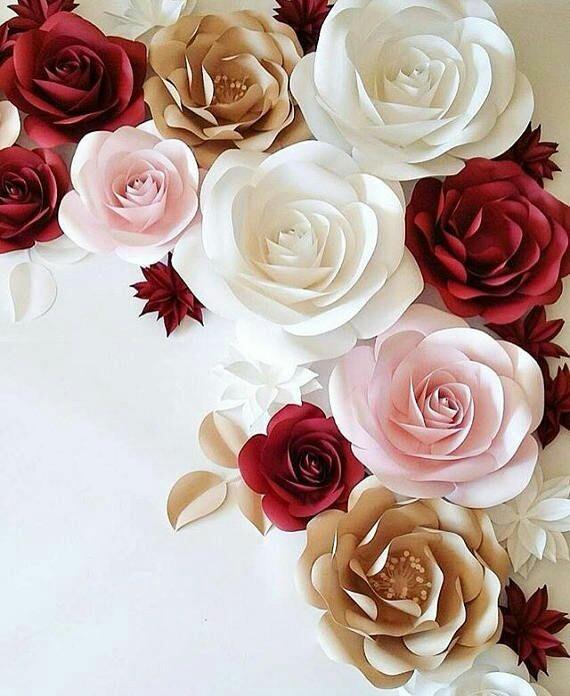 Flores gigantes para decoraci n 60 00 en mercado libre for Decoracion con plantas sinteticas