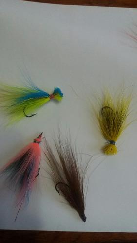 fly cast - tarariras dorados pesca con mosca