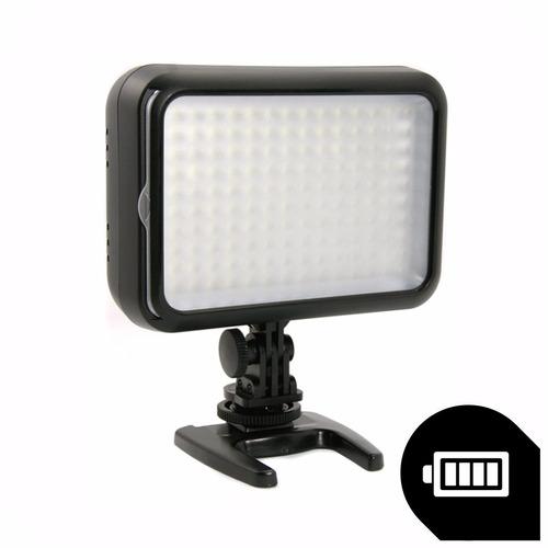 foco de luz 140 leds - yongnuo yn1410 - vídeo filmacion