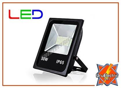 foco reflector de led 50w