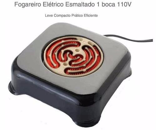 fogareiro elétrico narguilé resistência  panela 110v / 220v