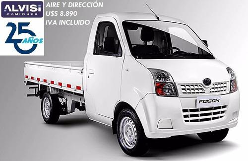 foison full pick up 1.300cc  0km iva incluido