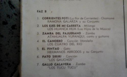 folklore los tucu tucu, los gauchos, los huanca hua y mas